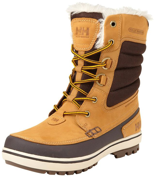 HELLY HANSEN GARIBALDI D-RING MEN'S WINTER BOOTS | Shoes ...