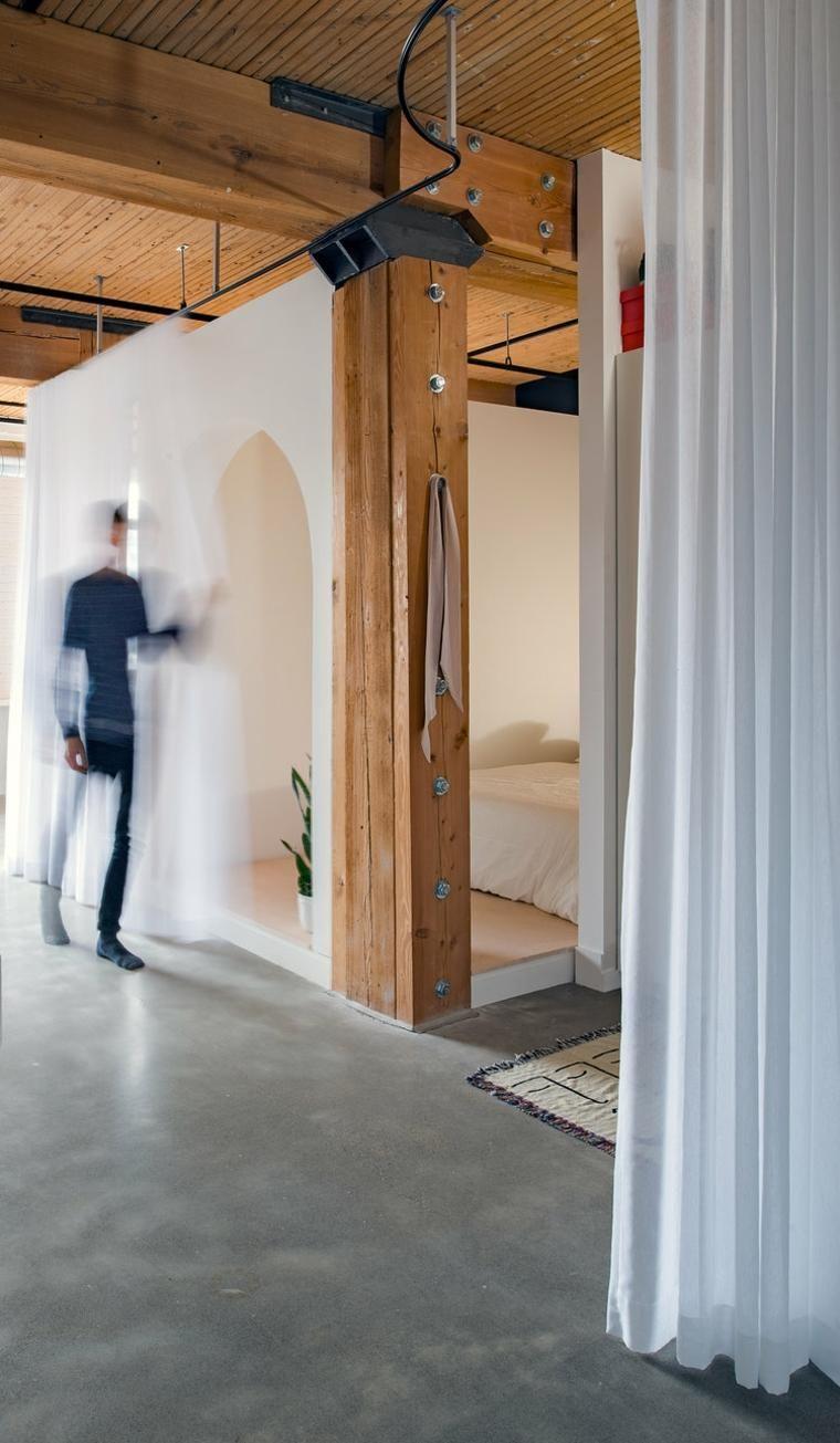Innendekoration Stile - ein kastenförmiges Schlafzimmer | Dekoration