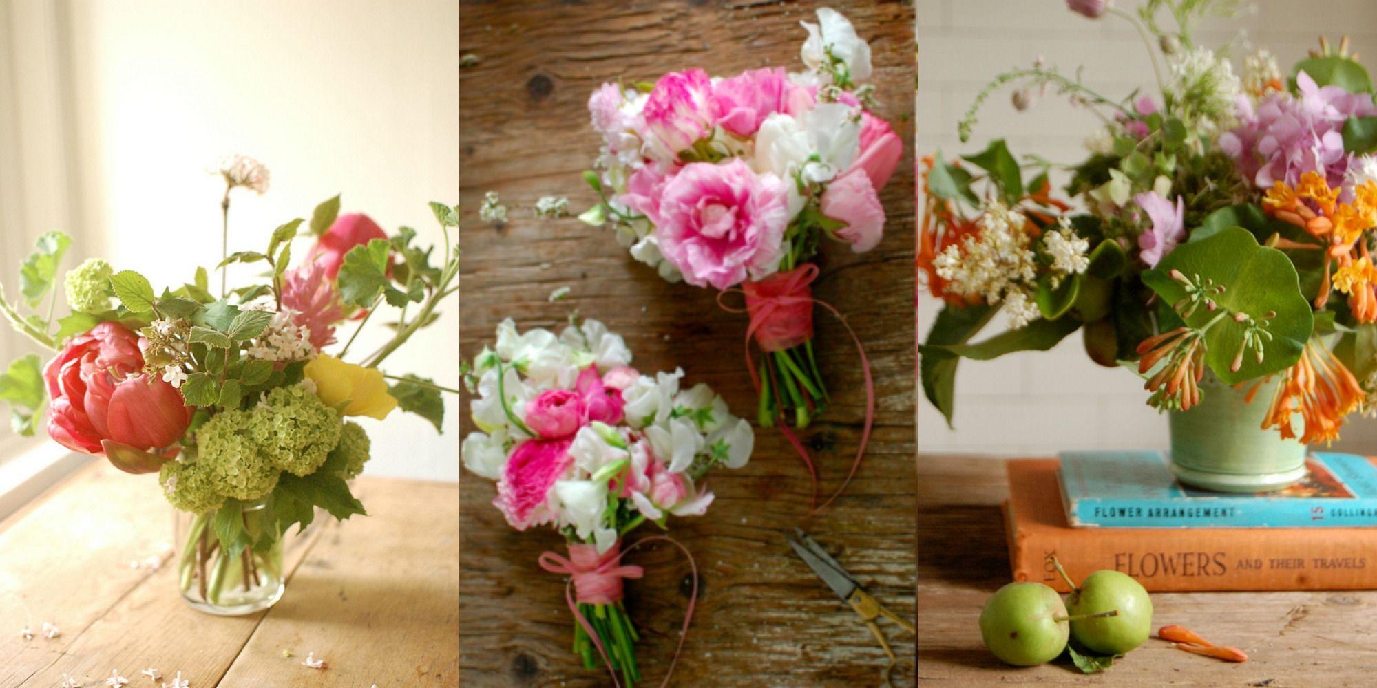 Floral arrangement classes online