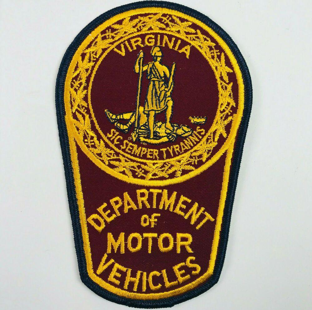 Virginia Department of Motor Vehicles Motor Carrier