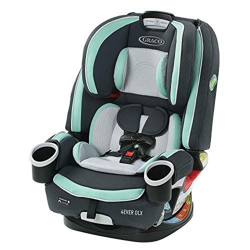 Graco 4ever Dlx 4 In 1 Car Seat Infant To Toddler Car Seat With 10 Years Of Use Pembroke Baby Car Seats Car Seats Toddler Car Seat