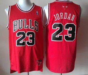 designer fashion 69afc 04635 Chicago Bulls Jersey Michael Jordan #23 Red Jersey Verson 2 ...