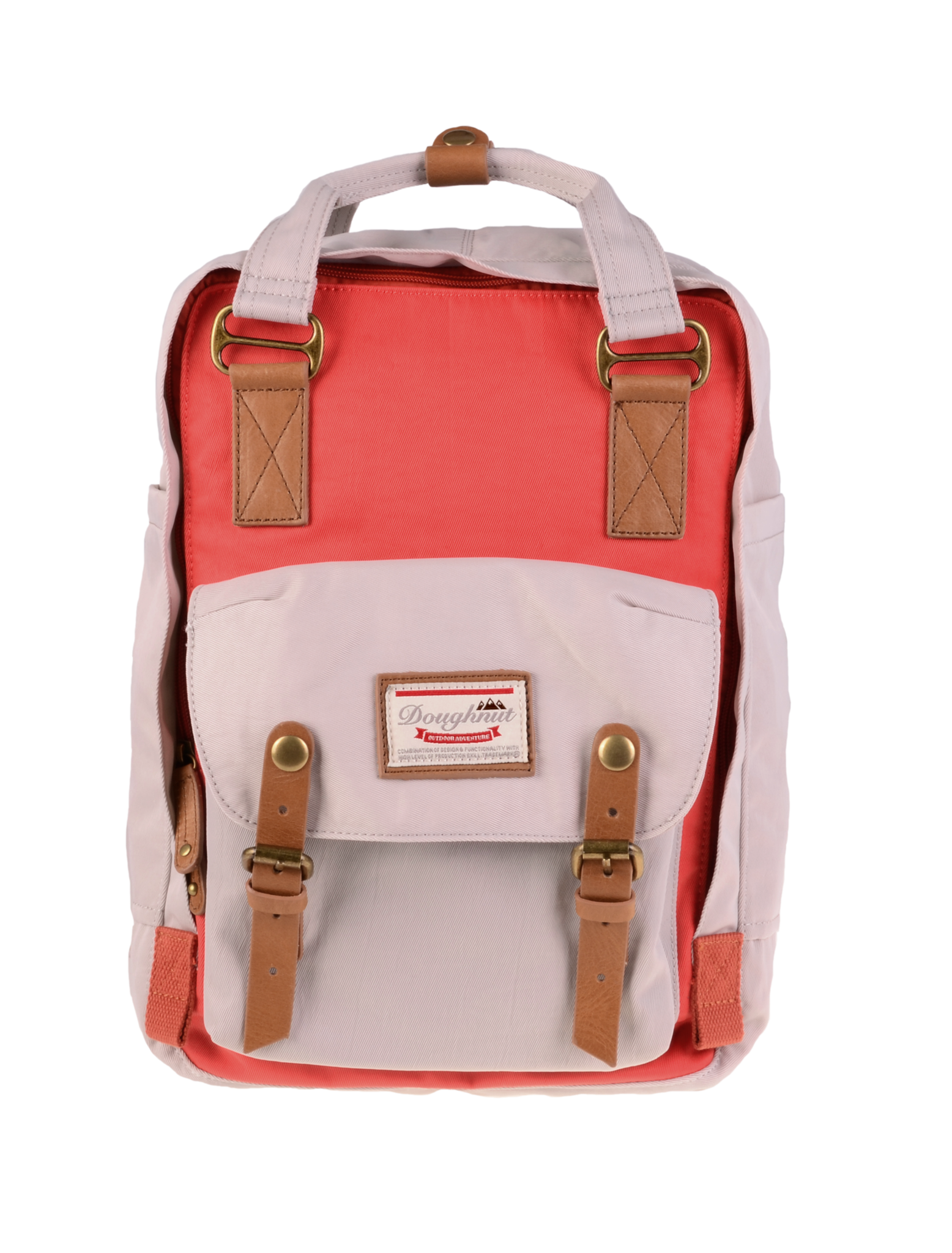 7c0632bc1 MACAROON Pumpkin X Ivory | Clothes and adornments | Backpacks ...