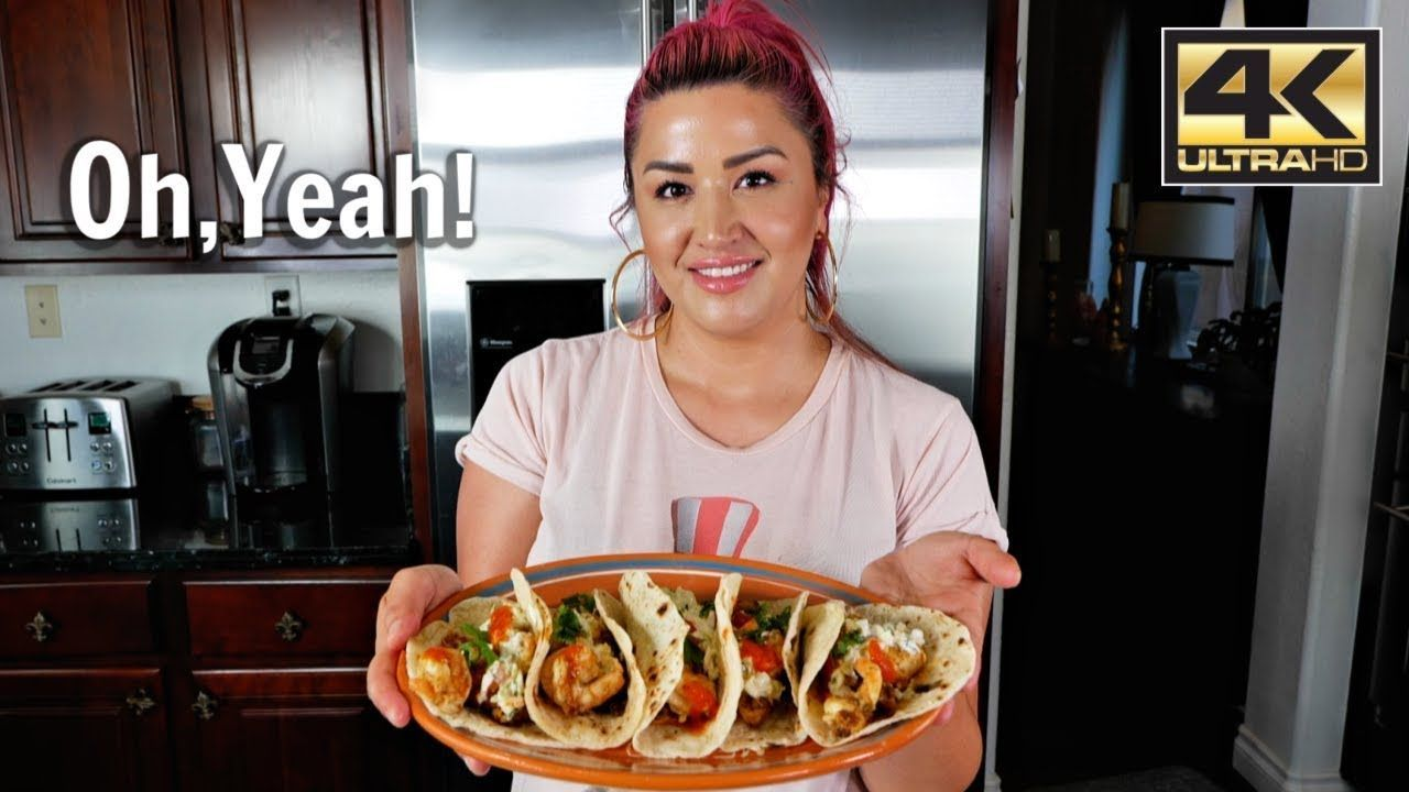 Shrimp Fajita Marinade Slaw and Salsa Recipe - YouTube #shrimpfajitas Shrimp Fajita Marinade Slaw and Salsa Recipe - YouTube #shrimpfajitas