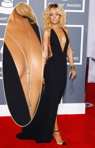 2fa18b97b598 Rihanna Turns 25 Today — See Her Most Memorable Red-Carpet Moments ...