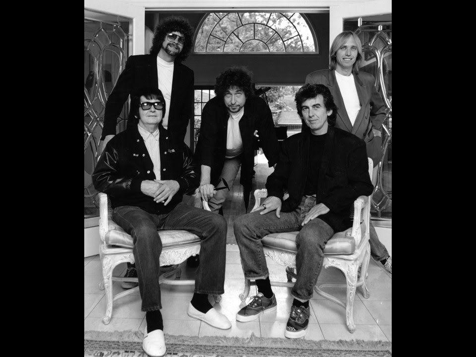 Traveling Wilburys Last Night Lyrics Travelling Wilburys Roy Orbison Popular Music