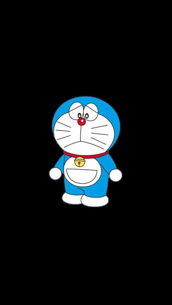 Doraemon Images Black Background