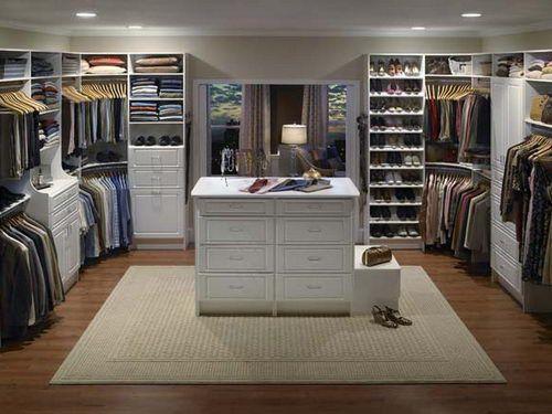 home inspiration 32 beautiful and luxurious walk in closet designs rh pinterest com