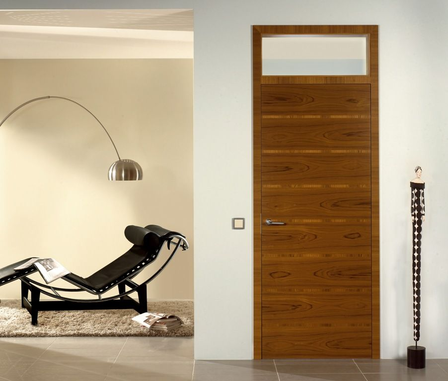 Teak Made To Measure Doors Non Rebated Type 88 Tube Core Door With