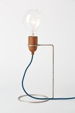 Jet de Brujin's 'Nimbus' Lamp.