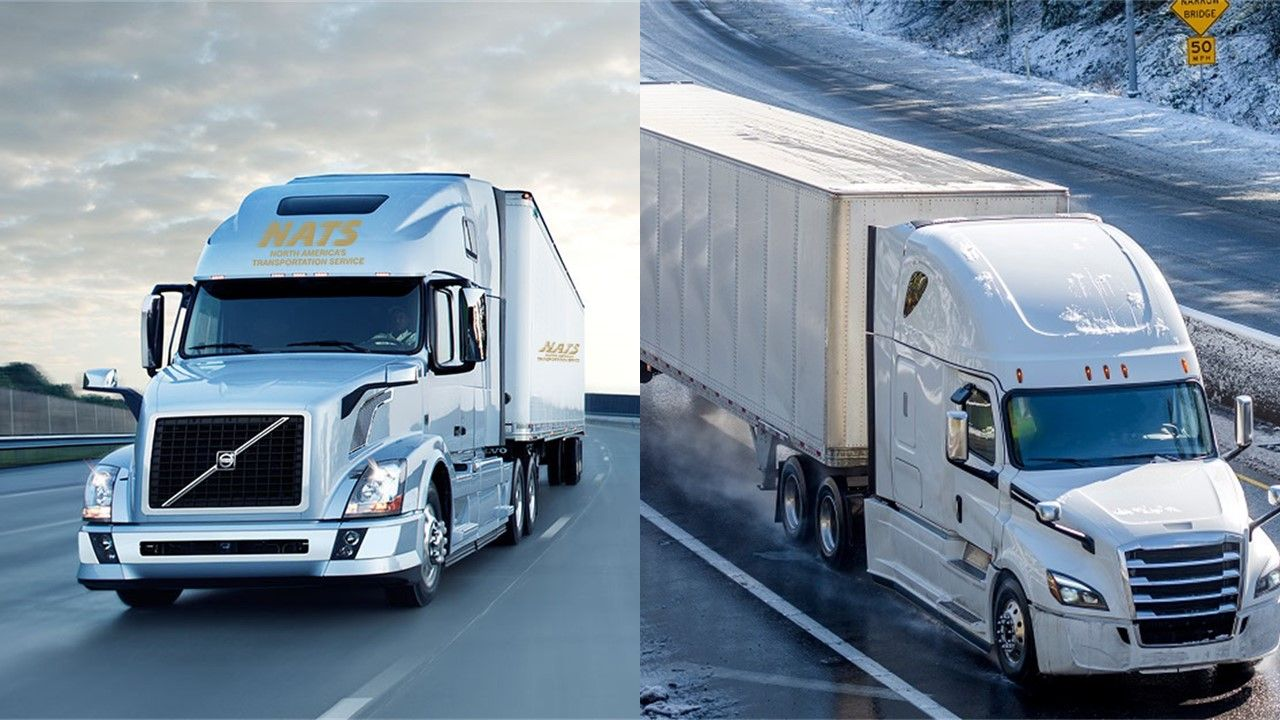 Leading Trucking Companies In Mississauga NATS Canada in