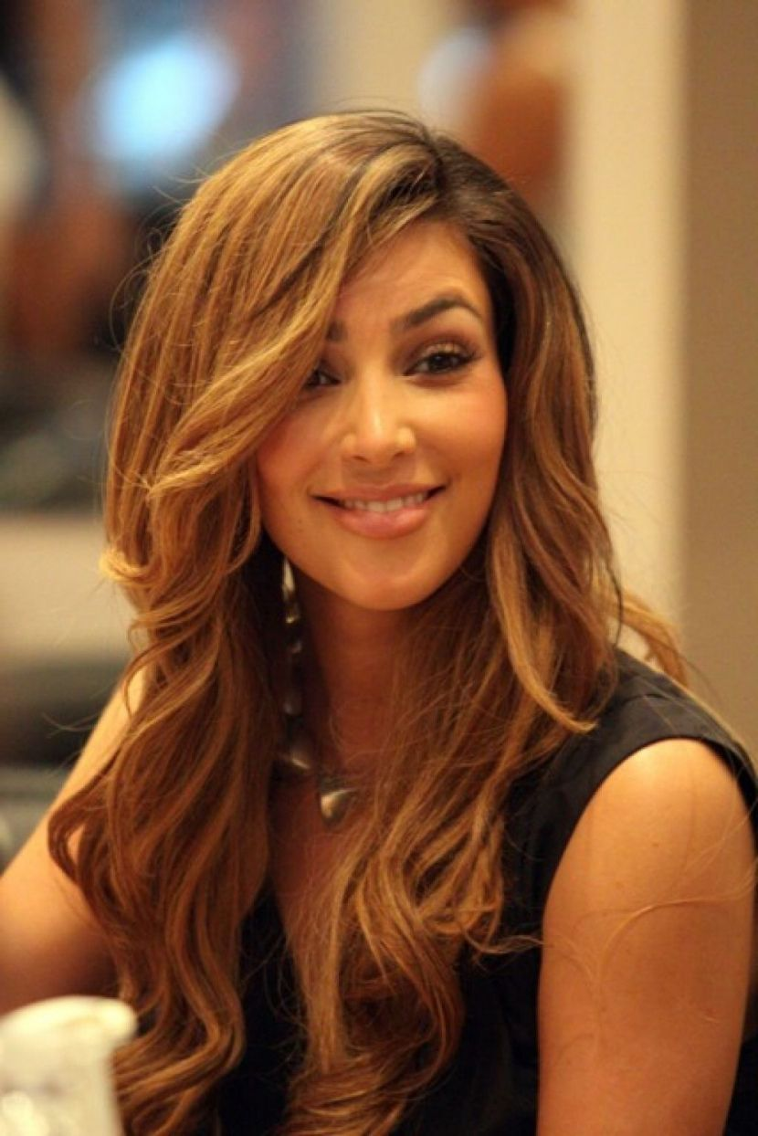 Best Hair Color For Olive Skin Tone Best Natural Hair Color For