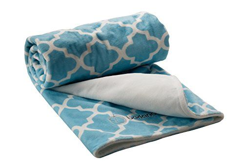 Berlando Baby Blanket Blue Pastel Moroccan Print Ultra Soft Baby Boy Blanket 1 Ranked In Baby Blan Ideal Baby Shower Gifts Baby Boy Blankets Soft Baby Blankets