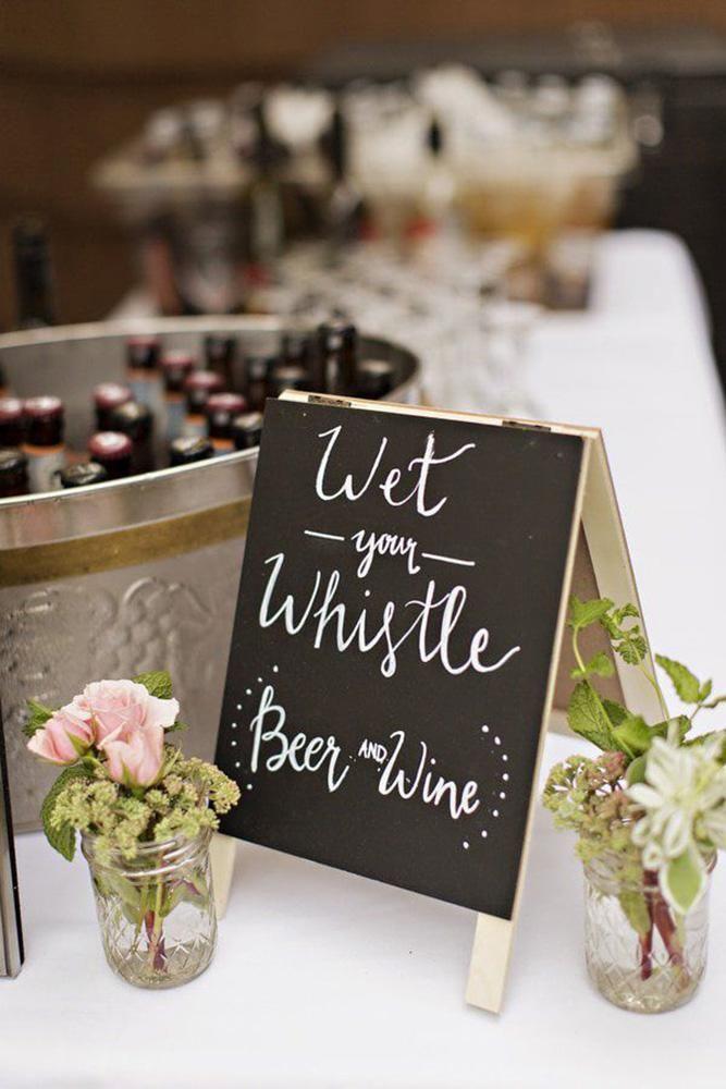 30 Rustic BBQ Wedding Ideas [Best For Backyard Wedding Reception] -   18 wedding Backyard bar ideas