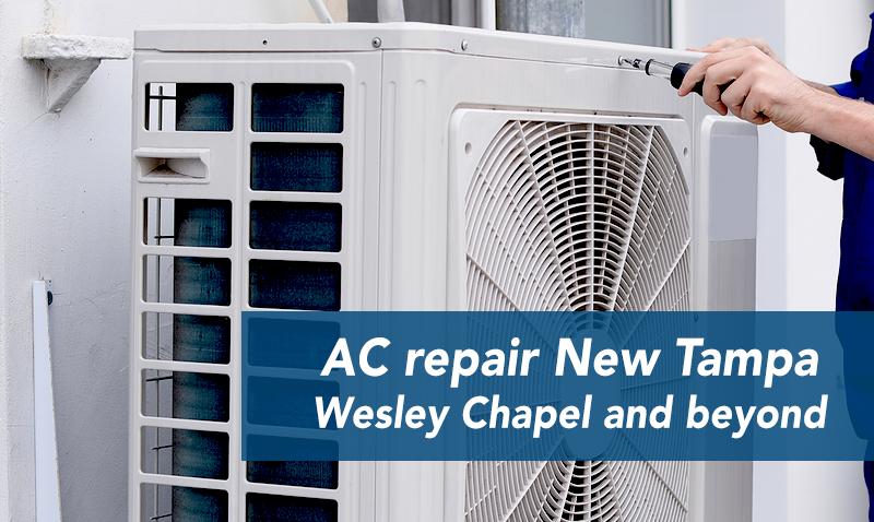 AC Repair New Tampa Ac repair, Home appliances, Air