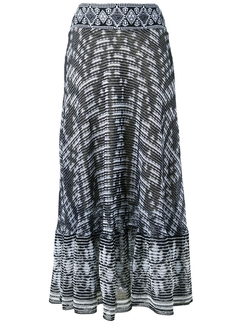 Margarete long knit skirt - Grey Cecilia Prado Exclusive Online Clearance Amazon Limited Edition Sale Online Z845sXEv8