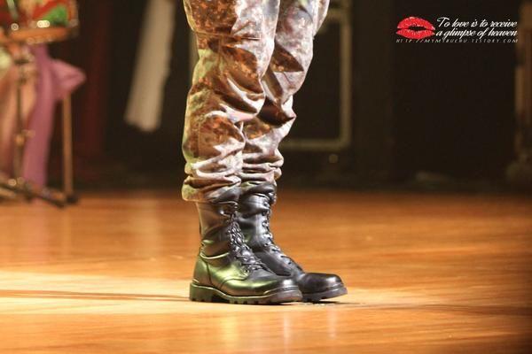 50811 대한민국 愛 콘서트 일병 김재중  사진 블로그에 업로드 했습니다! 놀러오세요~! http://mymybuchu.tistory.com/11
