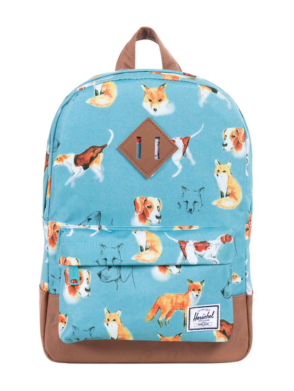 Heritage Kids Bag By Herschel Supply At Gilt Fun Bags Kids Backpacks Kids Bags