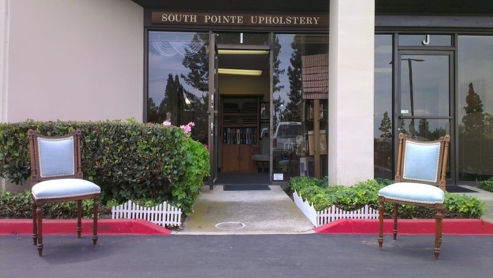 Photo Of South Pointe Upholstery Drapery Laguna Hills