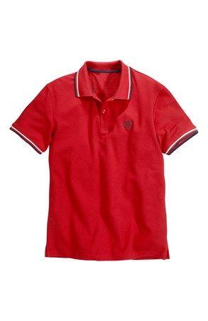 De sejeste Cellbes Poloshirt Rød Cellbes T-shirt & toppe til Herrer i fantastisk kvalitet
