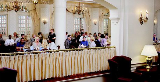 Where To Eat Indianapolis Restaurants L S Ayres Tea Room At