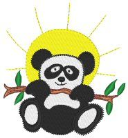 Christmas Critters Applique 1 | Machine Embroidery Designs