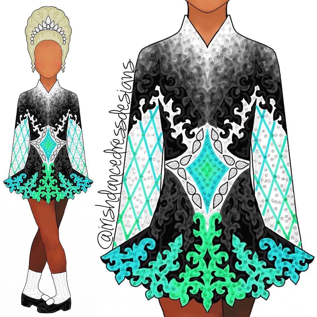 Irish Dance Dress Designs Irishdancedressdesigns Instagram Photos And Videos Irish Dancing Dresses Irish Dance Dress Designs Irish Solo Dress
