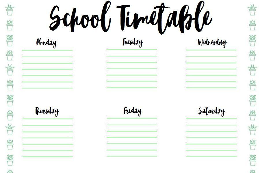 шаблон школьного дневника word