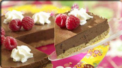 Tarta de chocolate decadente - Nestlé postres