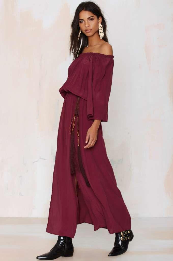 fff9850d7f06 Venus Maxi Dress - Midi + Maxi