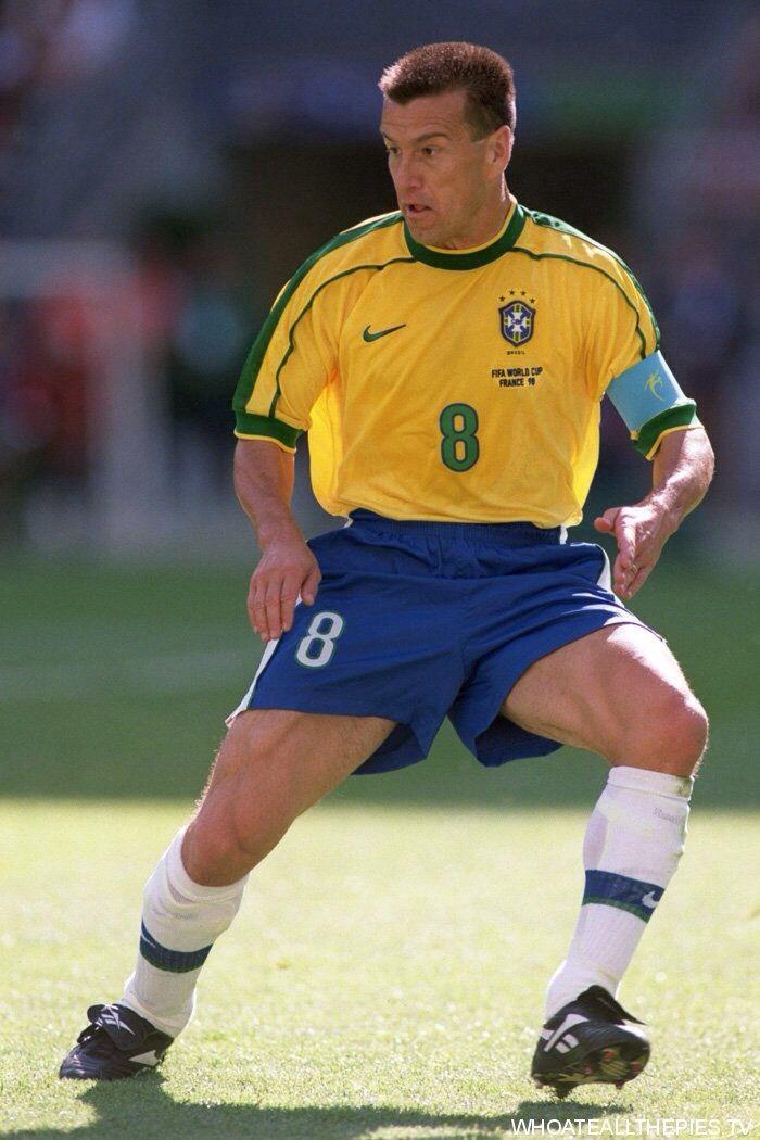 b1356bf0ae Dunga (Brazil) -  SoccerLegend  FutbolLegend  FootballLegend  UEFA  FIFA