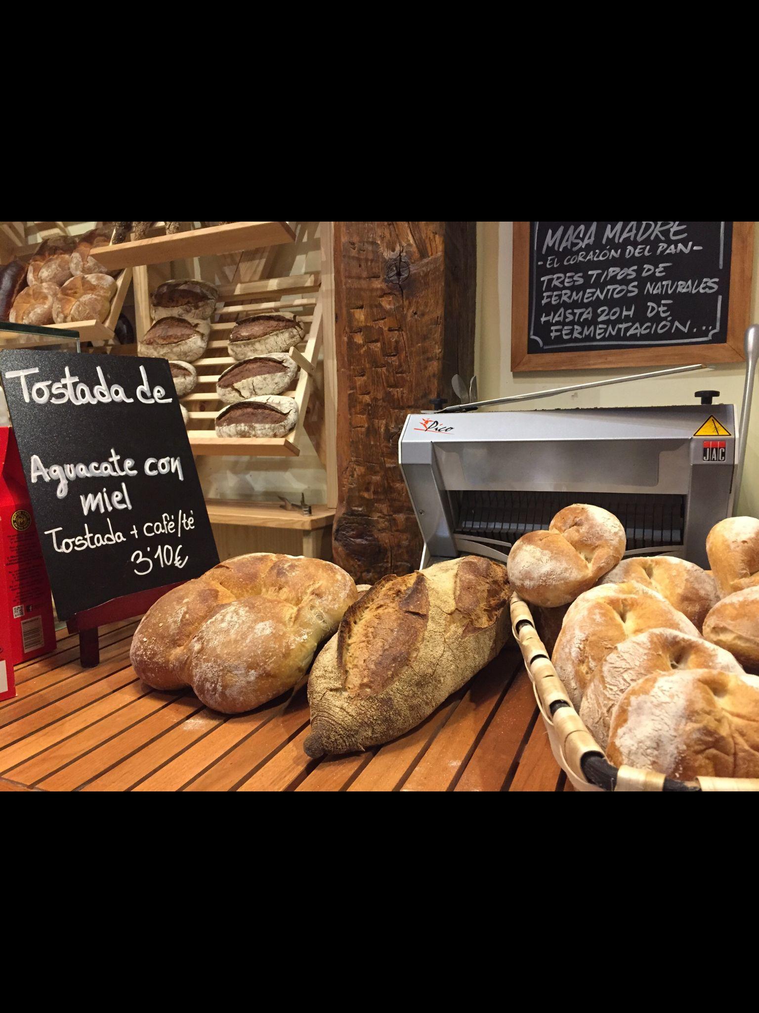 Pan de almazara, pan de autor, francesilla