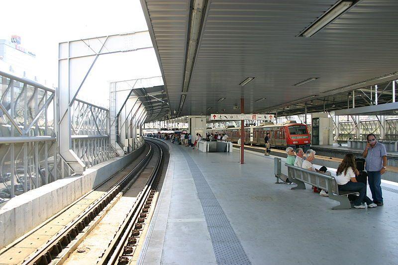 Lisboa - Estação de Entrecampos
