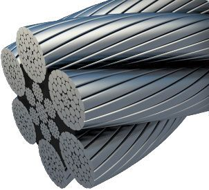 Steel Cable 2 396 8 702 Kn Dyform Db2k Bridon International Ltd Steel Cables Cable