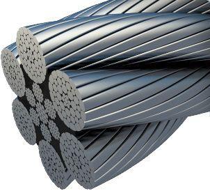 Steel Cable 2 396 8 702 Kn Dyform Db2k Bridon International Ltd Steel Cables Cable