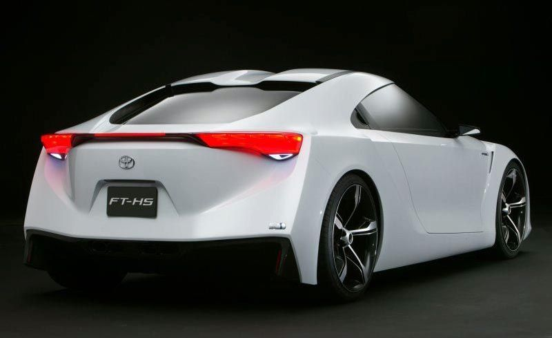 Attrayant 2014 Concept Cars | 2014 Toyota Supra Exotic Sports Car Concept   Auto  Daily News
