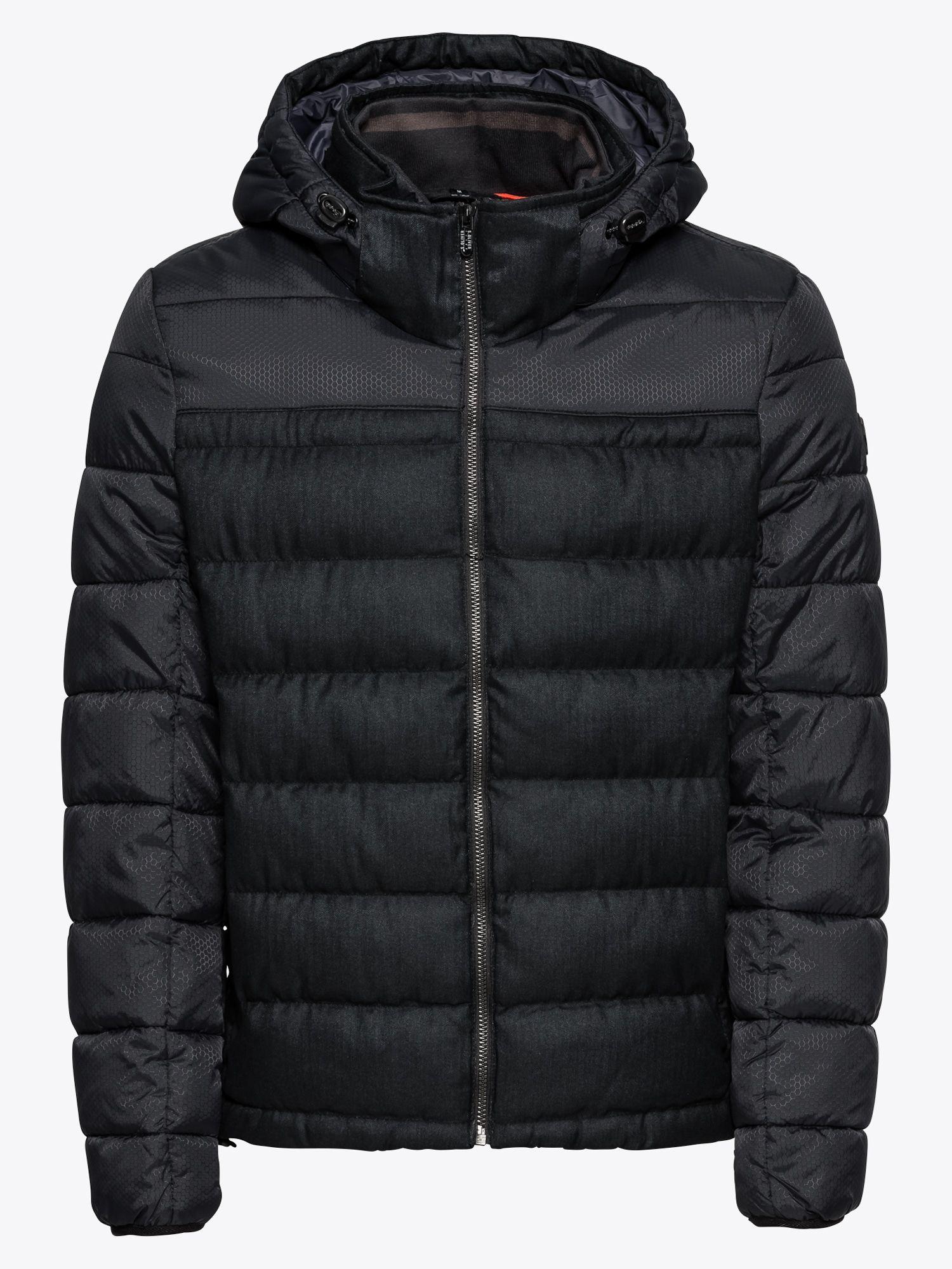 S Oliver Steppjacke Outdoor Jacke Herren Schwarz Grosse M Outdoor Jacken Herren Jacken Und Schwarze Regenjacke