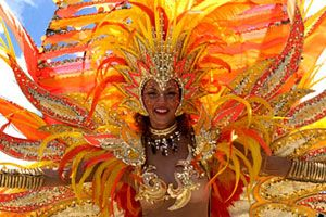 Carnival - St. Lucia