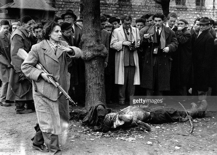 Image result for hungarian uprising 1956 Life magazine photos