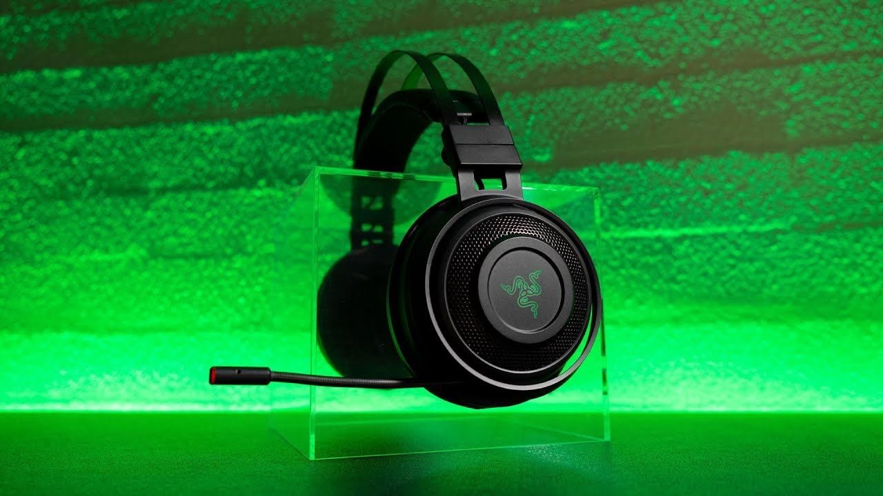 Slicker Than The Average - Razer Nari Wireless Headset