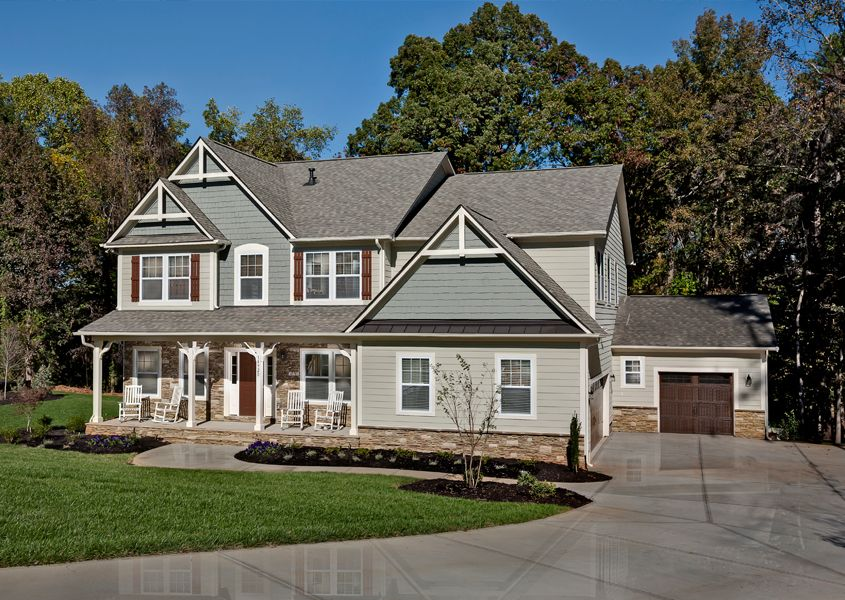 home builders north carolina