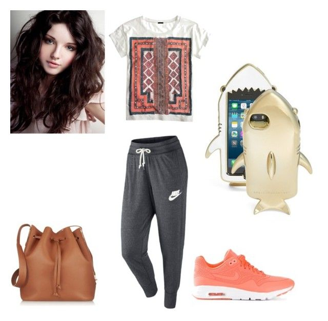 """Lazy day"" by sierrapaysinger on Polyvore"
