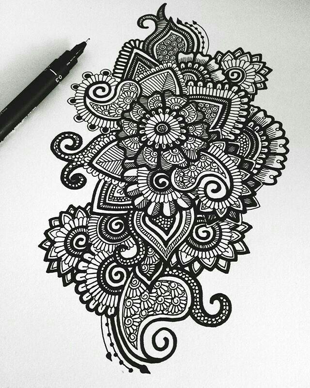 Pin By Ranjana Yadav On Designs Pinterest Art Doodle Art And