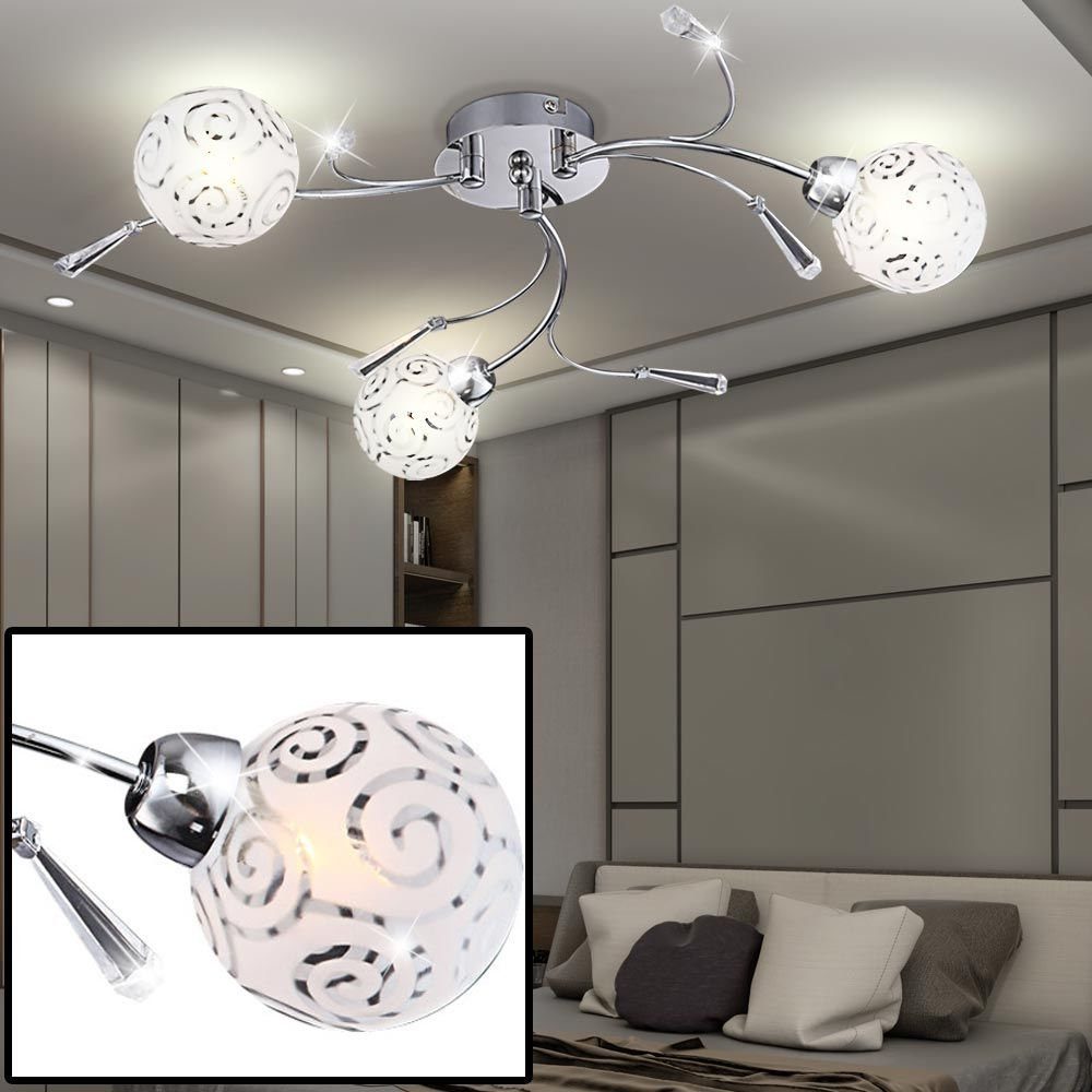 10 Wertvoll Bild Von Wohnzimmer Lampe Kugeln  Lampe