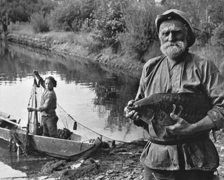 Советская история в фотографиях легендарного Дмитрия ...