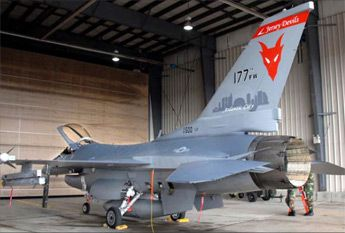 F 16c 177th Njang Aircraft Fighter Jets Fighter