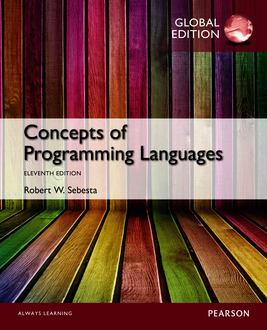 Concepts of Programming Languages 11th 11E Global by Robert