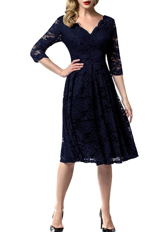 1940s Dresses 40s Dress Swing Dress 1950s Cocktail Dress Formal Cocktail Dress Midi Dress Party [ 1450 x 1050 Pixel ]