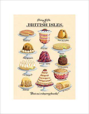 Puddings & Pies » Kelly Hall » Hobby og Køkken » Pl