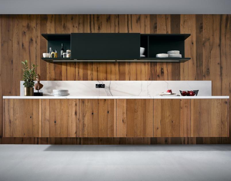 Kompakte Modulküche - Hängende und stehende Modelle - SCHÖNER - schöner wohnen küche